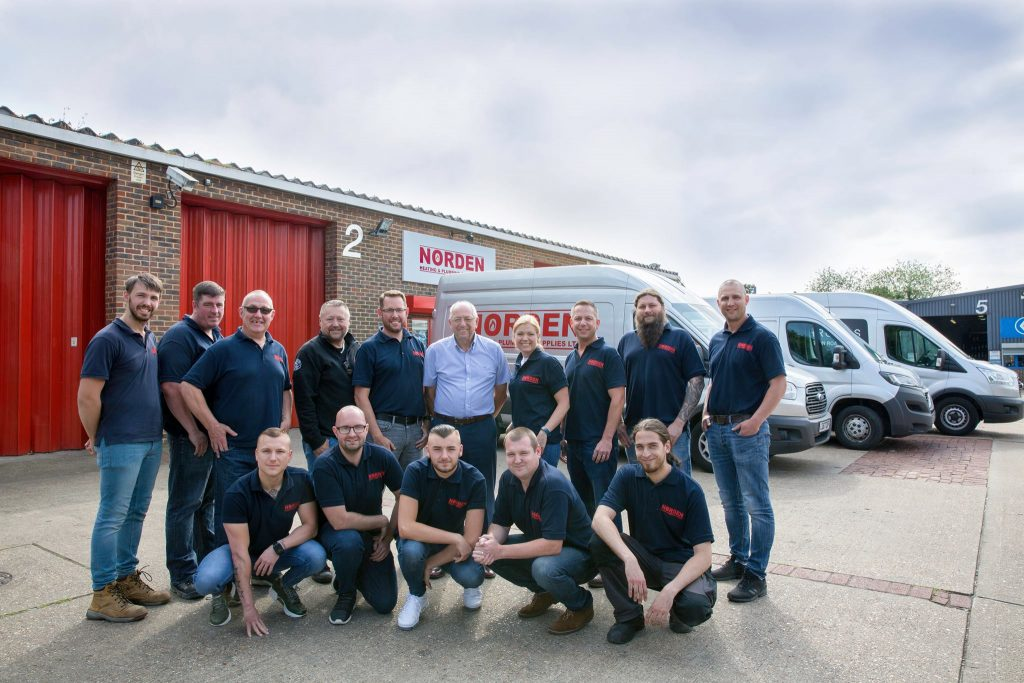 Norden heating & plumbing supplies